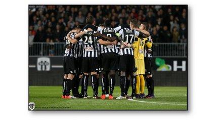Coloriage Foot Sco Angers.Angers Ligue De Football Des Pays De La Loire