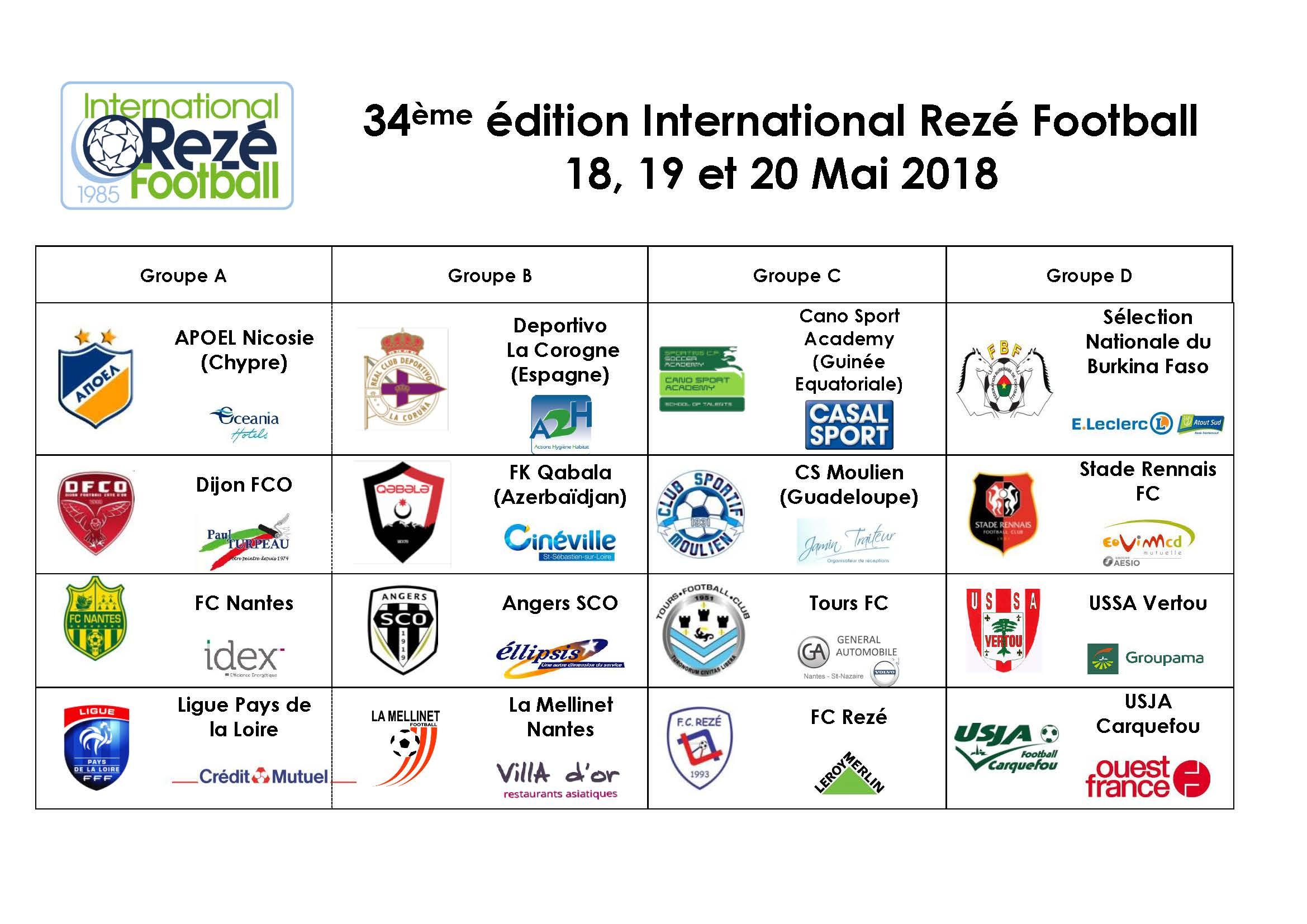 Coloriage Foot Sco Angers.Tournois Ligue De Football Des Pays De La Loire