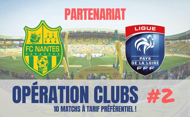 Coloriage Foot Sco Angers.Fc Nantes Ligue De Football Des Pays De La Loire