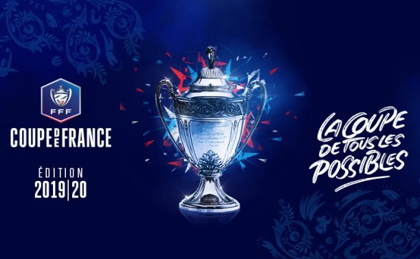 Coupe De France Calendrier 2020.Coupe De France 2019 2020 Les Matches Du 1er Tour