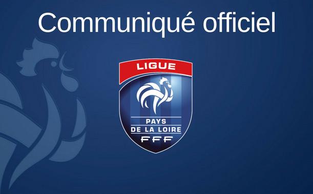National 3 Foot Calendrier.National 3 Ligue De Football Des Pays De La Loire