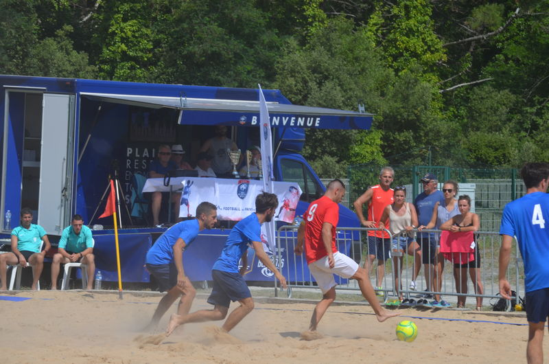 Fontenay le comte champion r gional de beach soccer - Controle technique fontenay le comte ...
